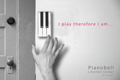 EnterBell & PianoBell Concept » image 2