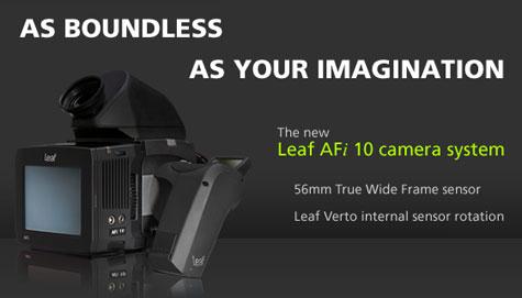 Leaf AFi 10 Camera 56 Megapixels » image 2