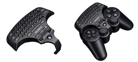 PlayStation 3 Wireless Keypad » image 1