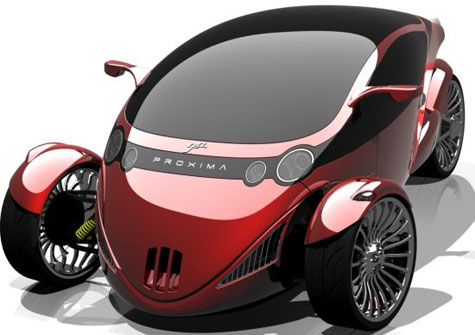 Proxima Bike/Car Hybrid Concept » image 1