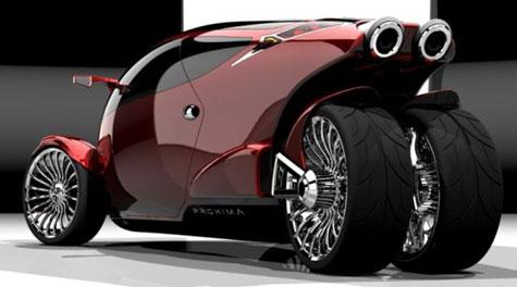 Proxima Bike/Car Hybrid Concept » image 2