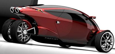 Proxima Bike/Car Hybrid Concept » image 4