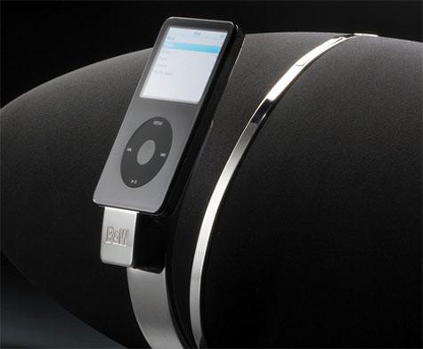 B&W Zeppelin iPod Speaker » image 2