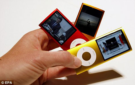 Apple unveils iPod Nano 4G » image 1