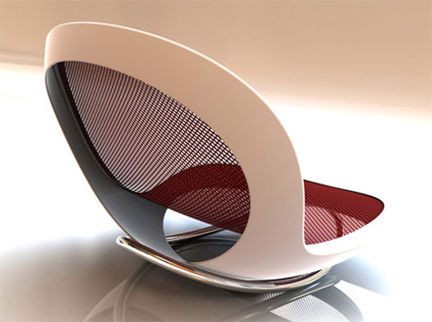 Purity Rocking Chair » image 2