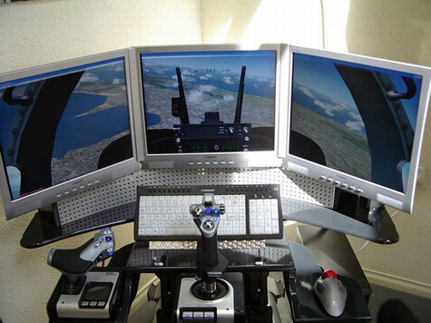 SX02 Flight Simulator » image 3