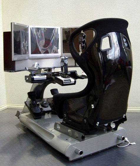 SX02 Flight Simulator » image 5
