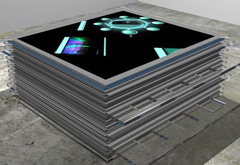 atracTable Interactive Presentation Surface » image 2