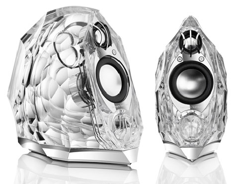 Crystal Bling Speakers by Harman Kardon » image 1