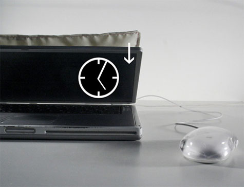 i-sleep: an Analog Laptop Extension » image 4