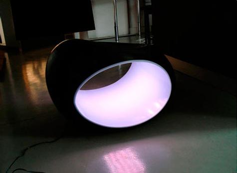 Ti.Galet Lounge Table » image 2