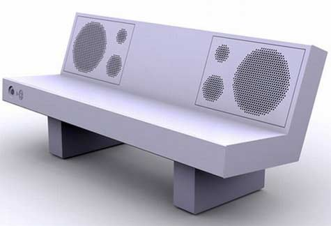 Bluetooth Boom Bench » image 1