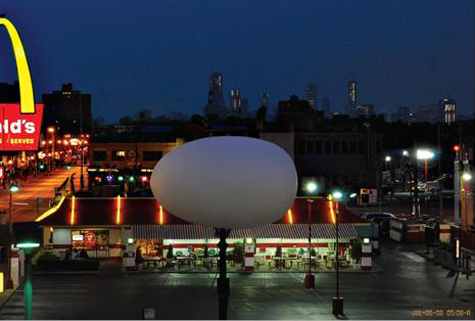 McDonalds Giant Egg Billboards » image 1