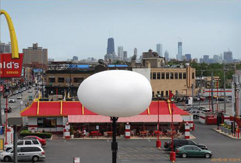 McDonalds Giant Egg Billboards » image 4