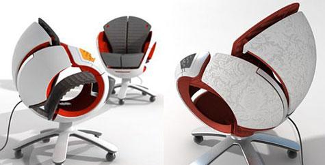 Hobart I-Cool Chair » image 1