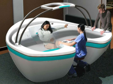Waterbirth Aid Vessel » image 1