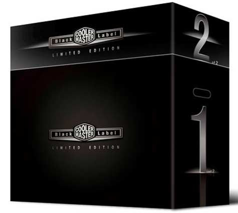 Cooler Masters Limited Edition Black Label Systems » image 4