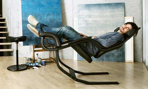 Varier Limited Edition GRAVITY Balans Recliner  » image 1