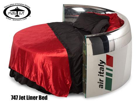 747 Jet Liner Bed » image 1