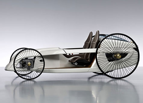 Daimler Unveils Mercedes-Benz Hybrid F-CELL Roadster  » image 4