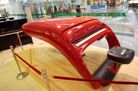 Pegasus Guoqin Ferrari Piano » image 2