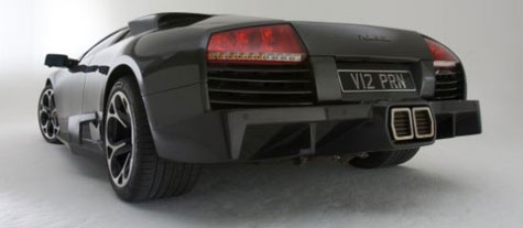 Lamborghini Murciélago LP-640  by Prindiville » image 3