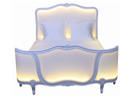 Philippe Boulet illuminated bed » image 1