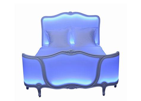 Philippe Boulet illuminated bed » image 3
