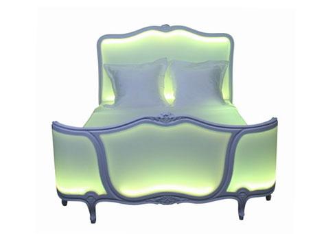 Philippe Boulet illuminated bed » image 4