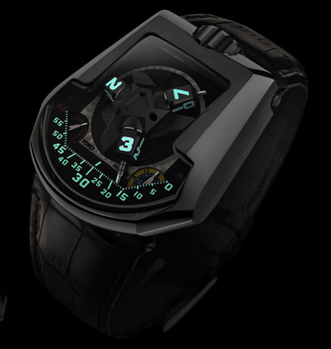 The URWERK 201 Limited Edition Watch » image 1