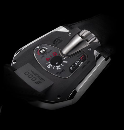 The URWERK 201 Limited Edition Watch » image 2