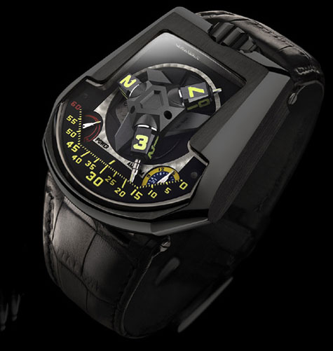 The URWERK 201 Limited Edition Watch » image 3