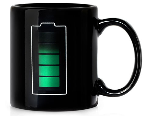 Mug With a Temperature Sensor  image 1