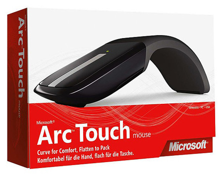 Arc Touch Mouse - a new mouse from microsoft  image 02