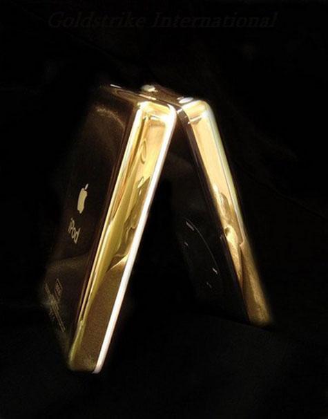 Apple Ipod 24 Carat Gold » image 3