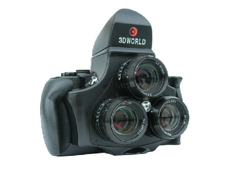 3D Worlds Three-Eyed Camera » image 1
