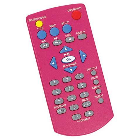 Pink Durabrand Portable DVD Player » image 2
