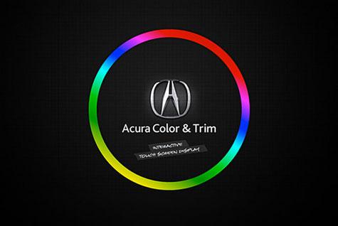 Acura Color & Trim » image 4
