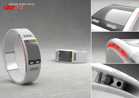 Vibrating Alarm Watch  » image 1