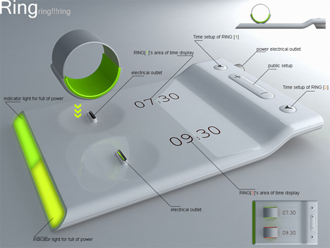 Alarm Ring Concept » image 2