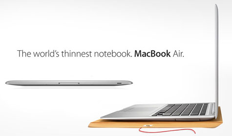 Apple MacBook Air » image 1