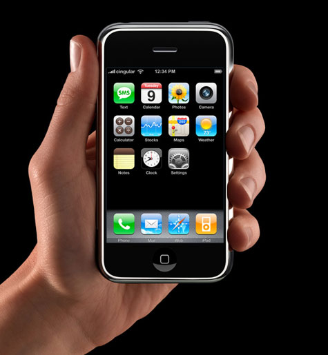 Apple iPhone + iPod : Full Review And Specification » image 1
