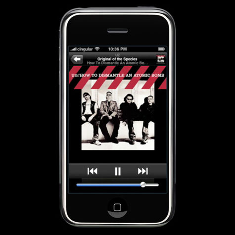 Apple iPhone + iPod : Full Review And Specification » image 2