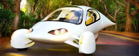 APTERA Electric Car » image 5