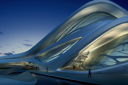 Abu Dhabi Performing Arts Centre » image 1