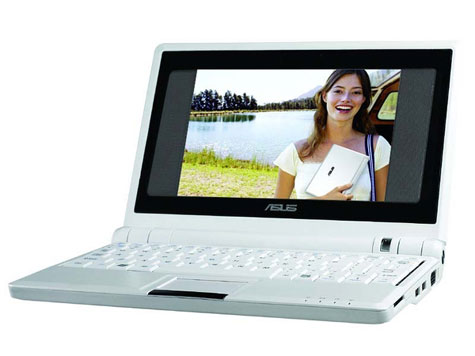 The ASUS Eee Micro-Laptop » image 1