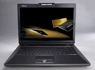 Asus VX2 Lamborghini laptop : The Next Generation Laptop » image 2