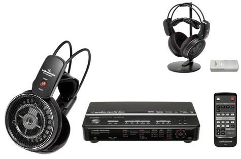 ATH-DWL5000 Digital Wireless Headphone » image 1