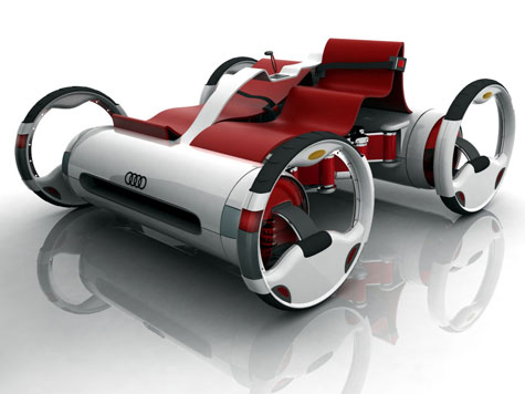 Audi Quattroflex » image 1
