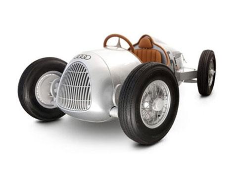 Audi Auto Union Type C Pedal Car » image 2